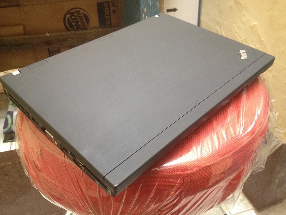 THINKPAD X201 i5 M520|4GB RAM|320GB HDD|WEBCAM&FP|KONDISI MULUS !!