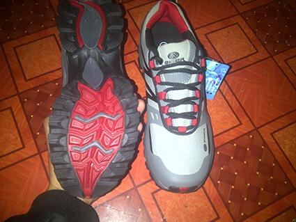 Terjual eiger adventure sepatu dan sandal outdoor or daily  0b0009b054