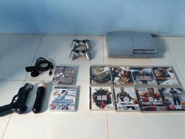 Jual PS 3 dijamin puas