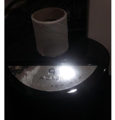 Parfum Original Aigner Black Tester for Men