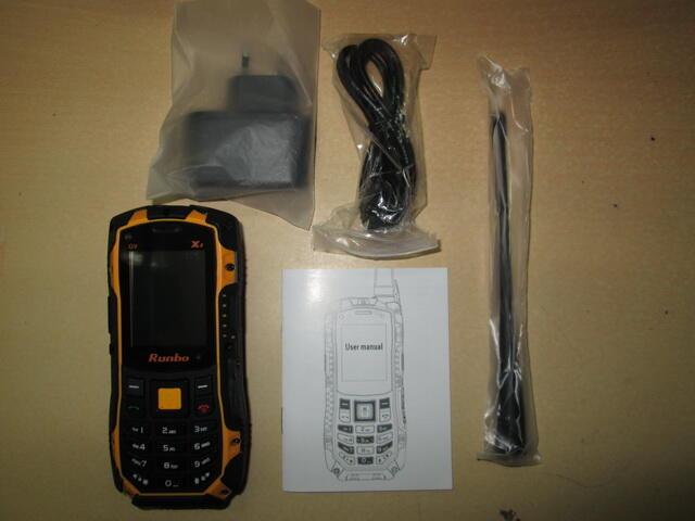 hape outdoor, RUNBO X1, kuat, mantap, walky talky VHF