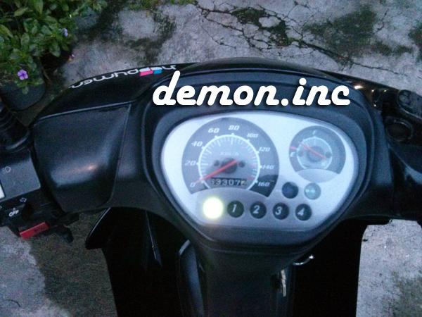 For Sale => Yamaha Jupiter Z 2005 (Hitam Putih) Solo