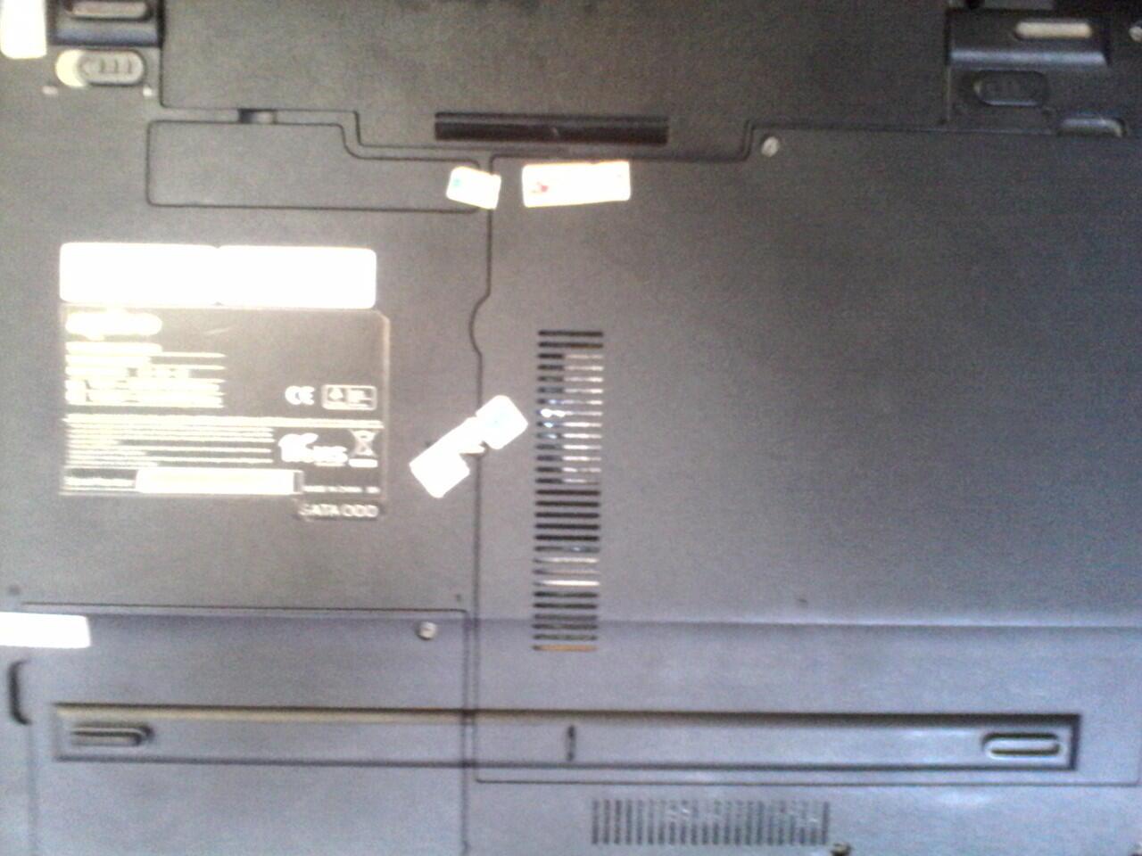 Laptop Axioo series NEON model MNC second