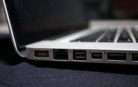 Macbook Pro 15-inch Mid 2012 MD103 i7 2.3GHz 750GB termurah