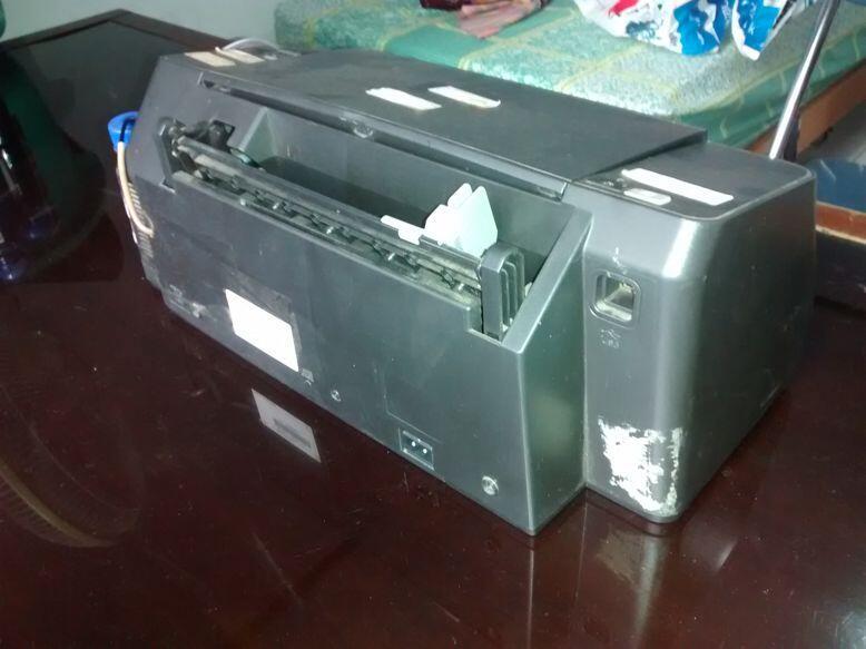 Dijual Apa Adanya Printer Epson T11 modifikasi CISS