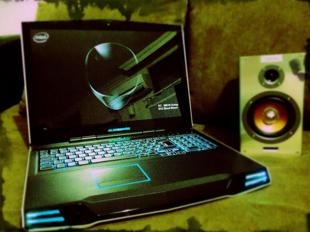 Alienware m17x R1 Custom
