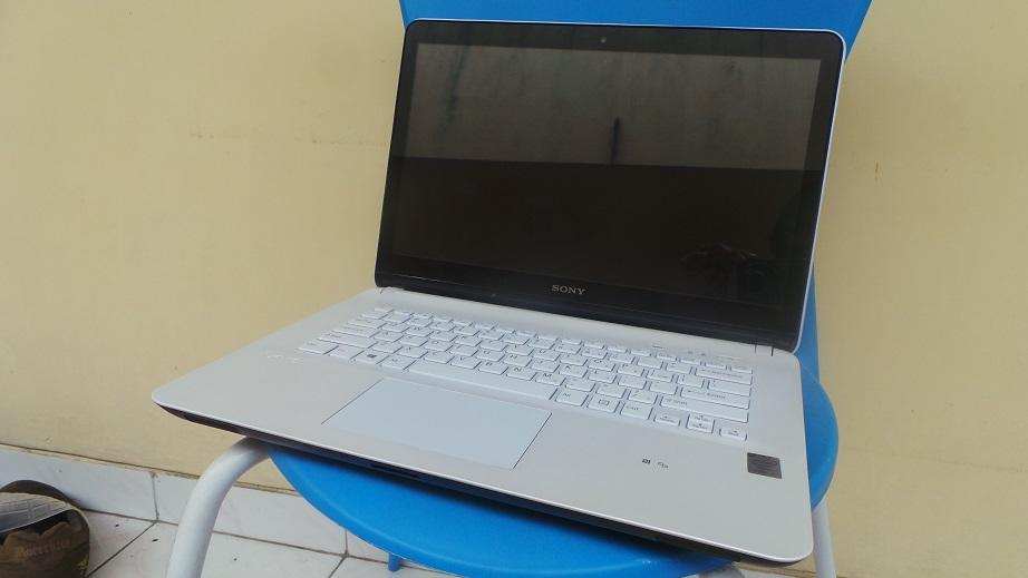 Sony Vaio FIT SVF14319SGW Core i5 Haswell |Nvidia 2GB |HDD 1TB |Toucshcreen| Semarang