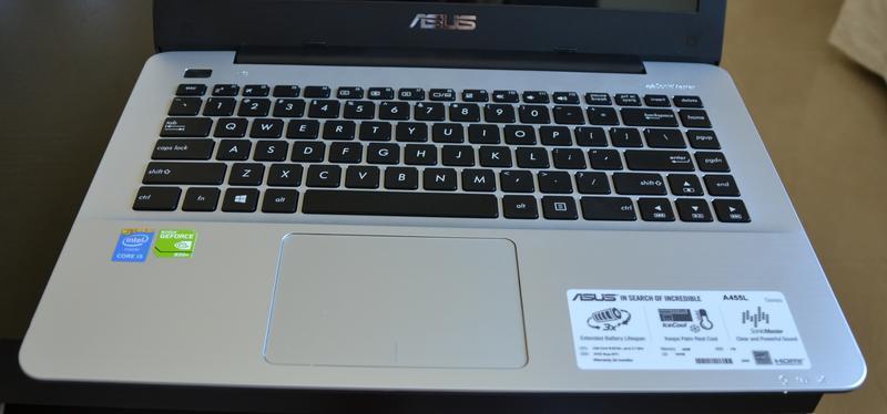LAPTOP GAMING ASUS A455LD i5 4210UM VGA 820 2GB JOGJA YOGYA SOLO (REKBER)