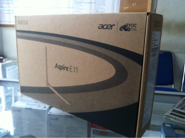 Asus x200ca & acer e3-112(new,garansi 1tahun)