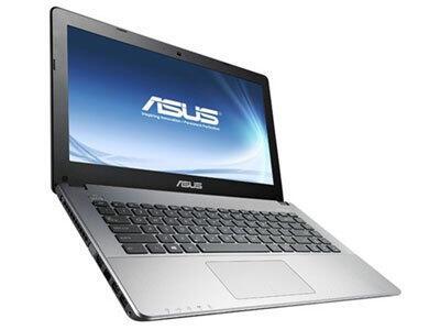 BNIB - Notebook Asus A451LB-WX076D - Hitam 14 in, c i3 4010U, nvidia, RAM 4G - Murah