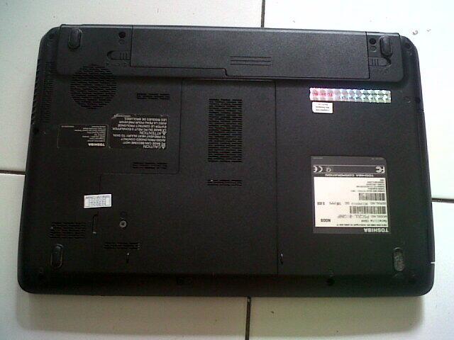 LAPTOP TOSHIBA SATELLITE C640-B815 2GB/320GB MULUS