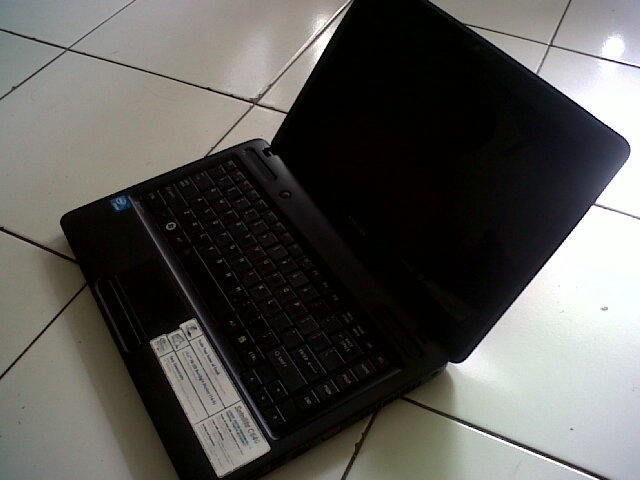 LAPTOP TOSHIBA SATELLITE C640-B815 2GB/320GB MULUS