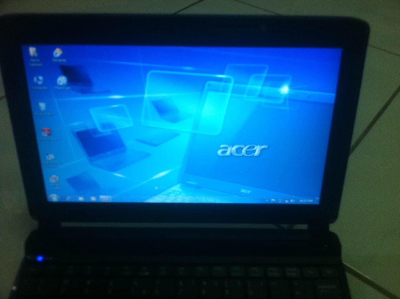Netbook Acer aspire one 532 H