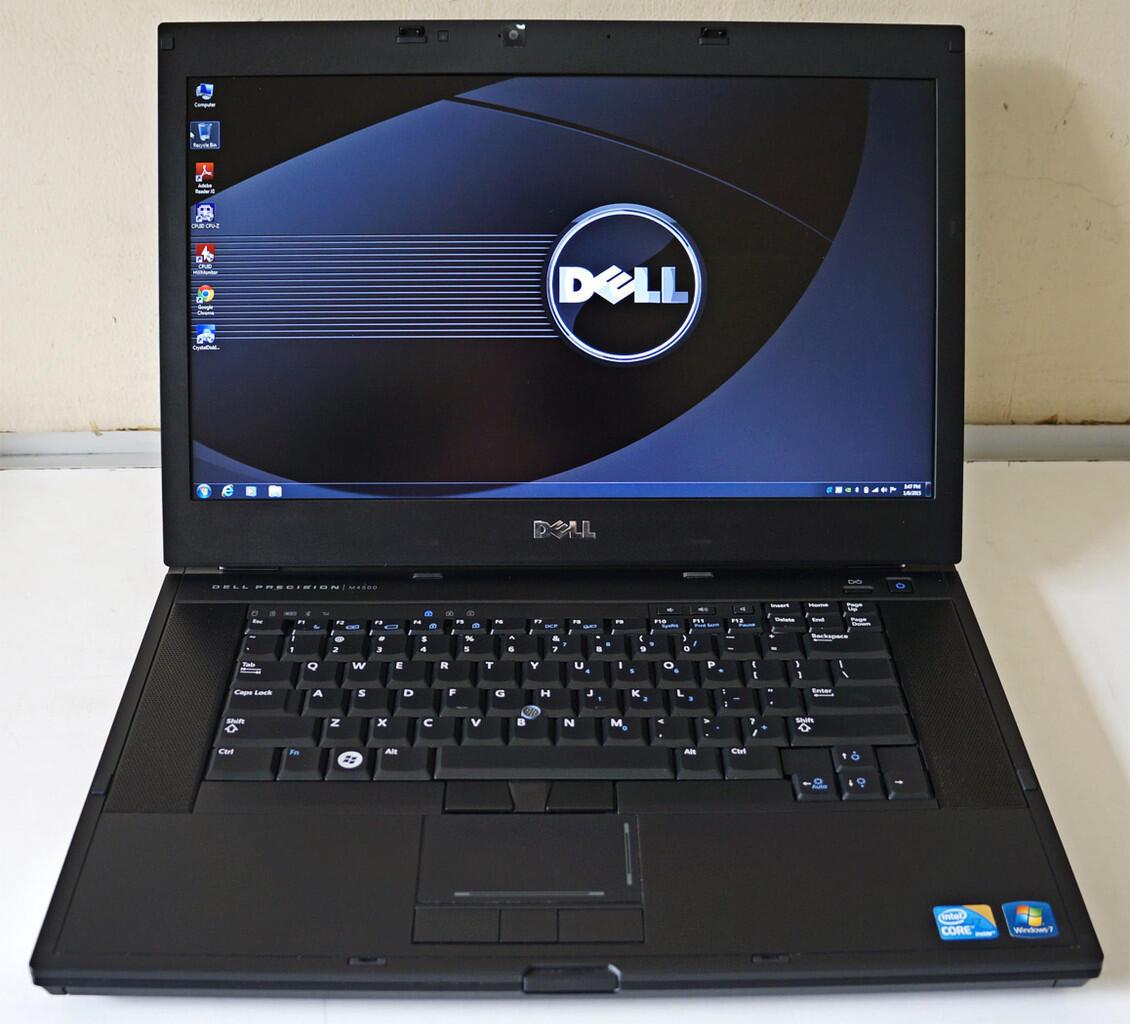 Dell Precision M4500/i7/SSD/FHD