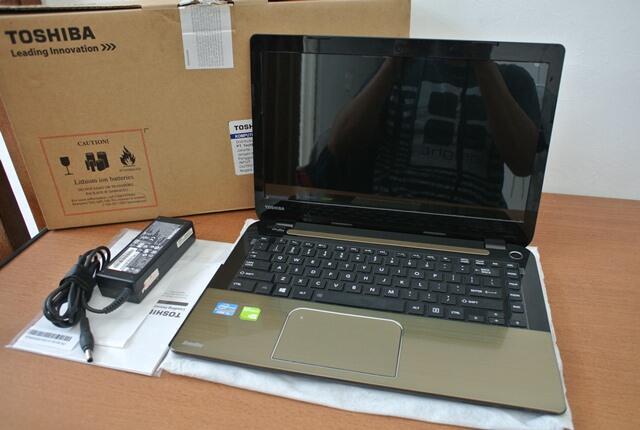 Laptop gaming Toshiba L40 Core i3 nvidia 740m 2Gb || Surabaya masuk.,.!!