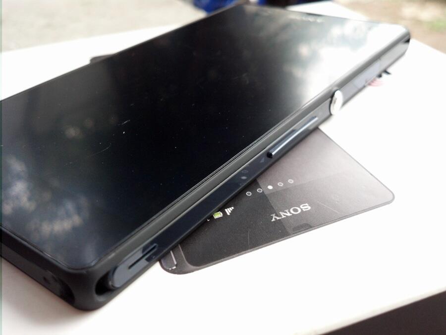 Sony Xperia Z LTE c6603 black