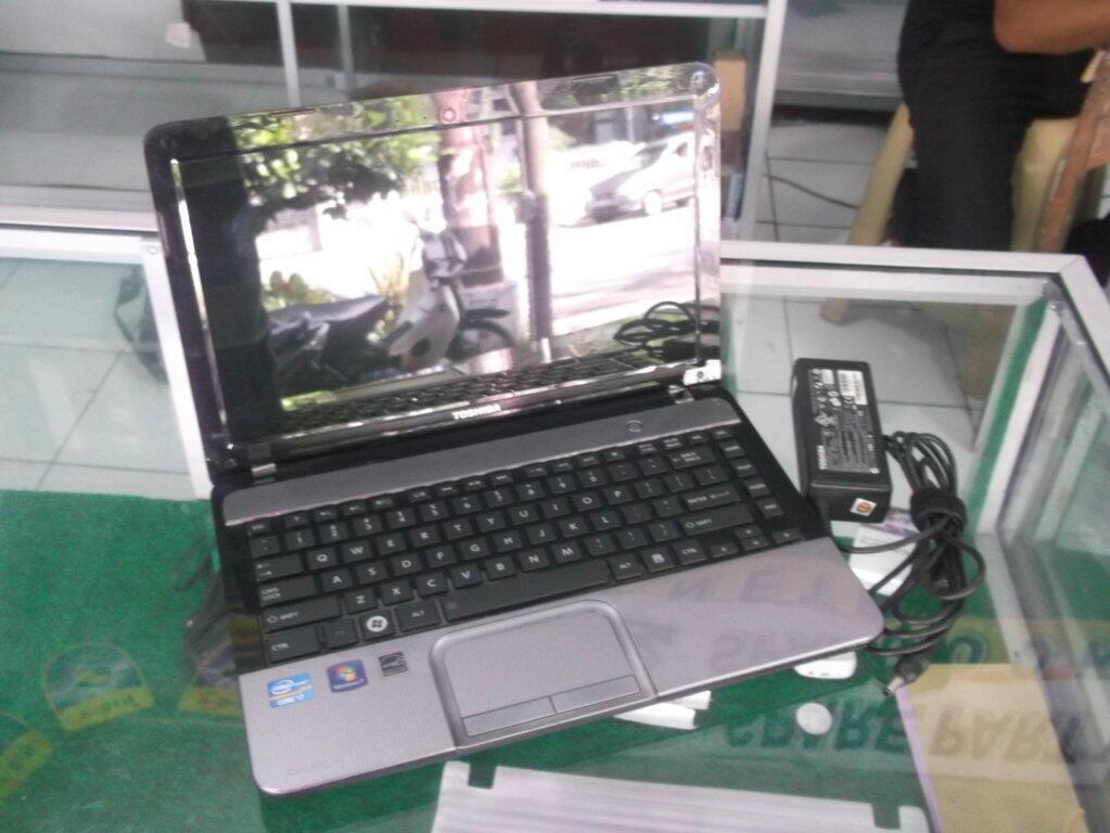 LAPTOP TOSHIBA L830 i7-3517u RAM 4GB HDD500GB REKBER WELCOME JOGJA-YOGYAKARTA
