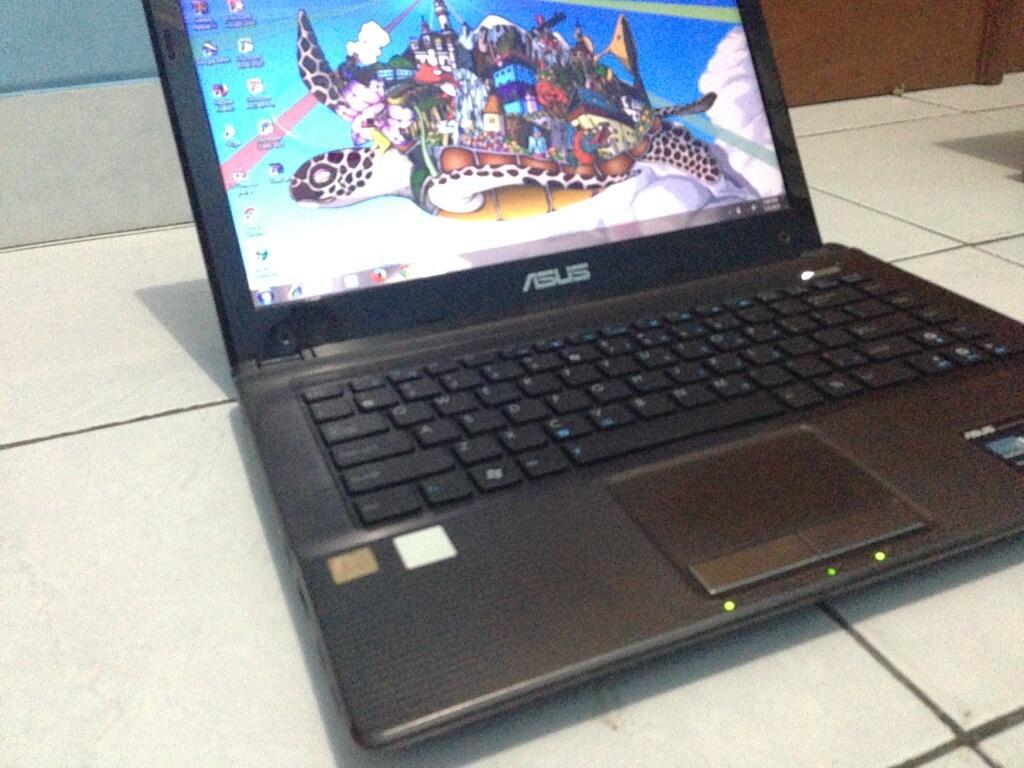 LAPTOP ASUS GAMING K43U RAM 5GB MANTABS