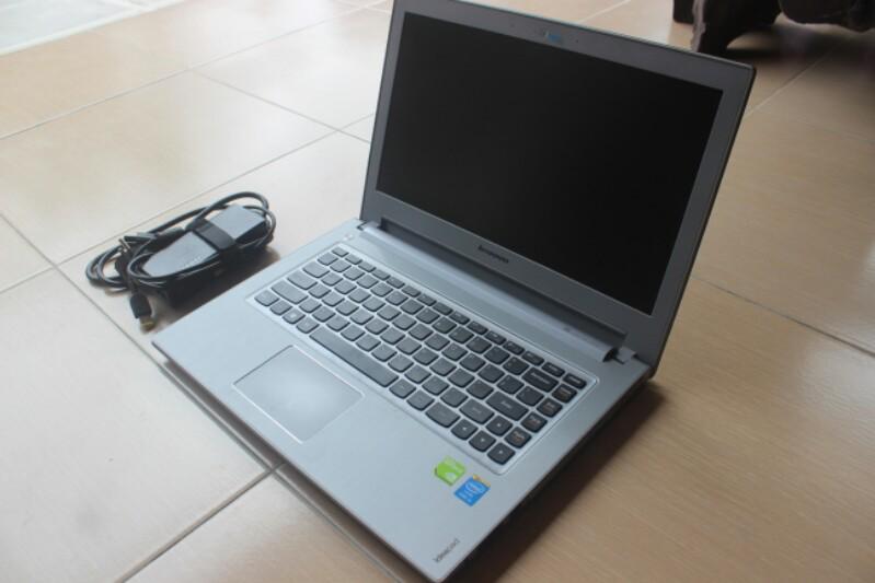 Laptop Lenovo Z410 i5 Haswell Ram 4 Hdd 1Tb Nvidia 740M 2Gb Muraah