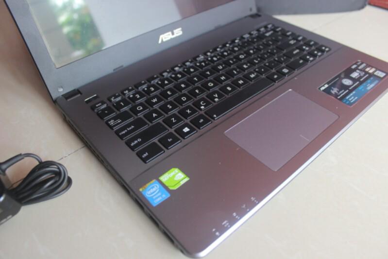 Laptop Asus X450LD/ X450L i5 Haswell Ram 4 Hdd 500 Nvidia 820M 2Gb Murah