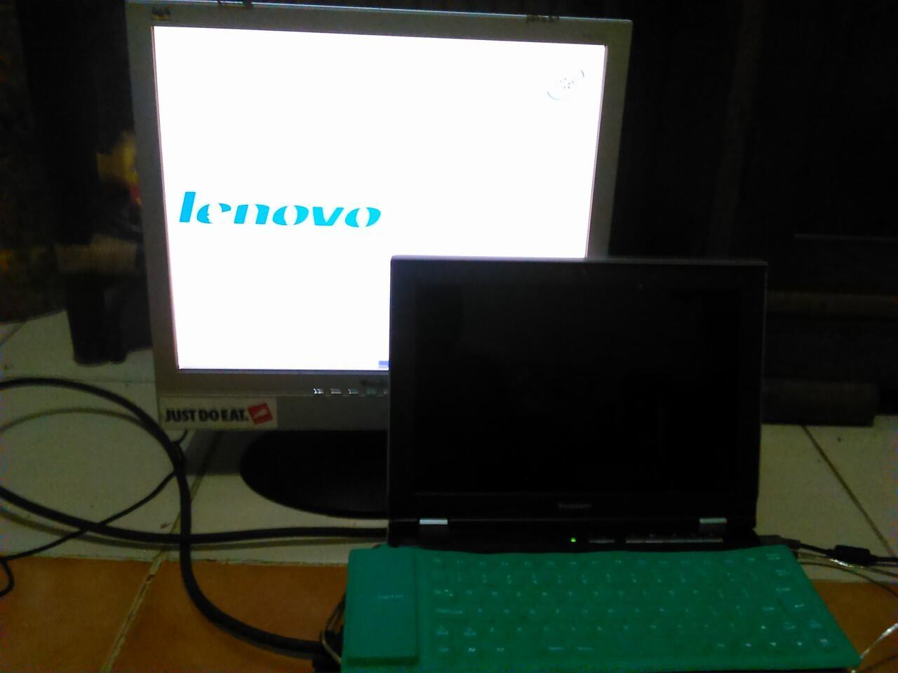 Pretelan laptop lenovo 3000 v200 mobo hidup normal [bogor]