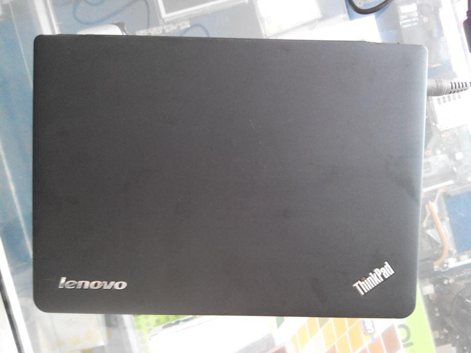 notebook LENOVO E120 core i3
