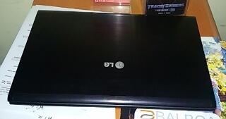 LG A515 i5Vpro Nvidia Punya Kantor Murah aja gan Hitam mulus