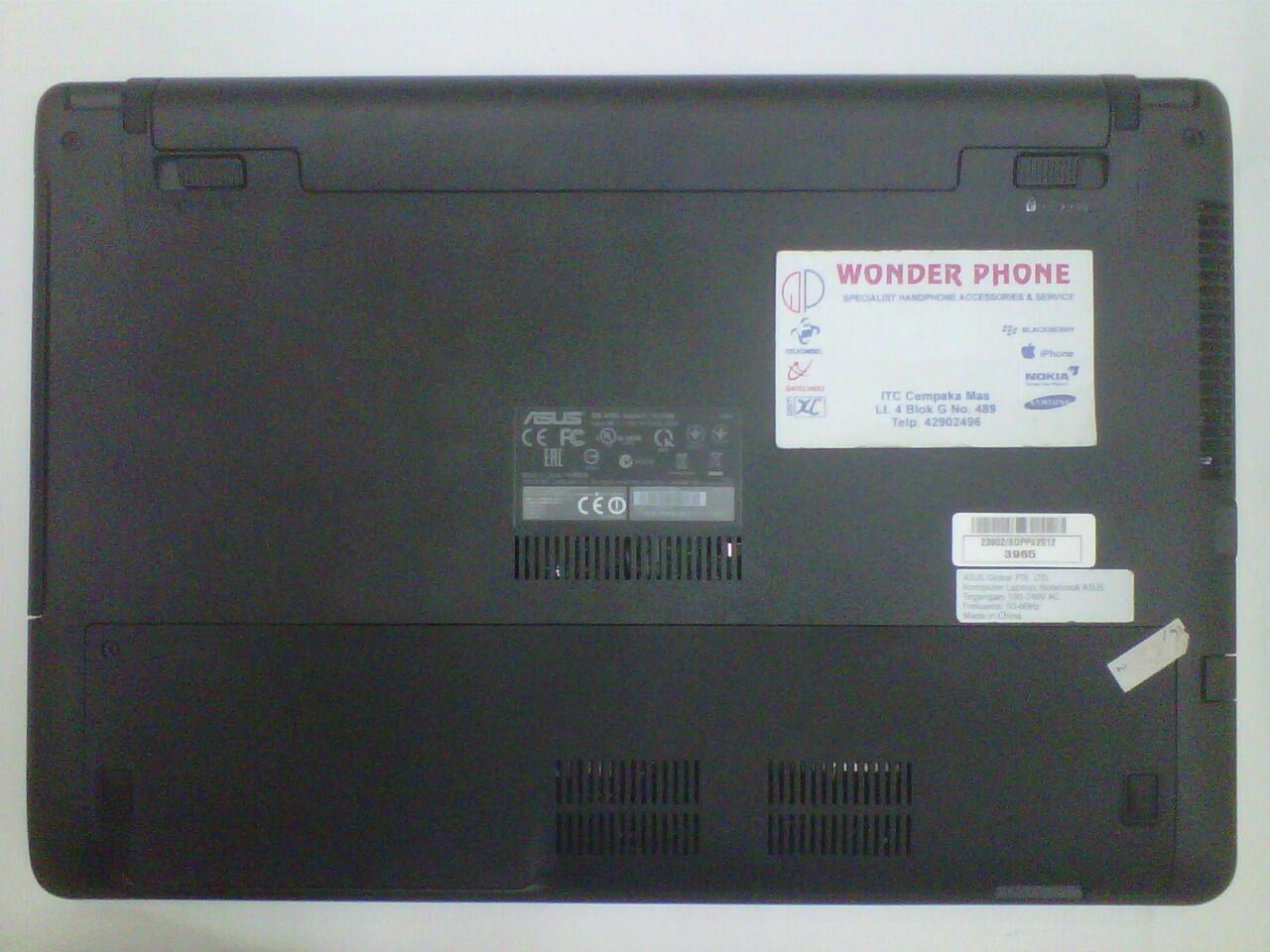 Asus A450L i5 Haswell VGA 2GB Second Termurah se KASKUS