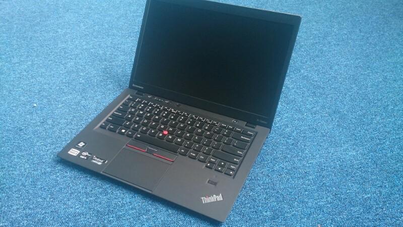 The True Road Warrior Lenovo ThinkPad X1 Carbon Fresh!!!