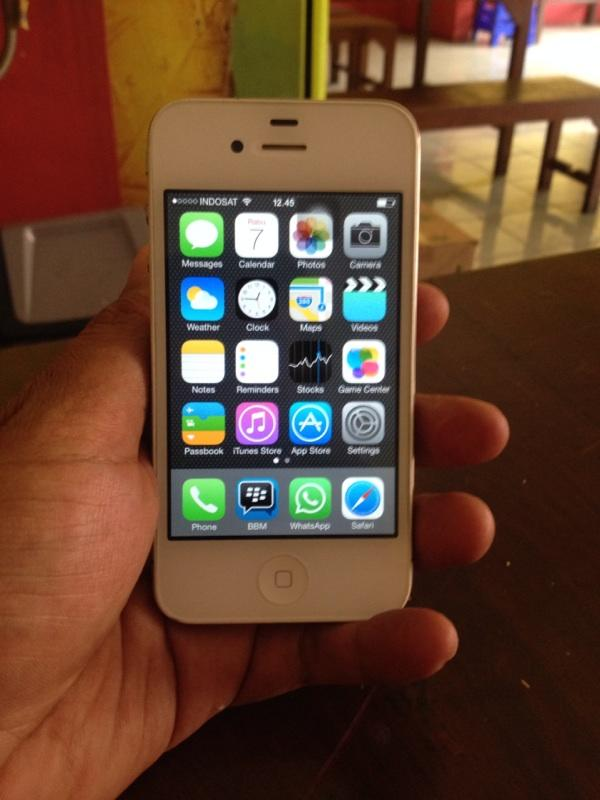 Iphone 4G 16 Solo