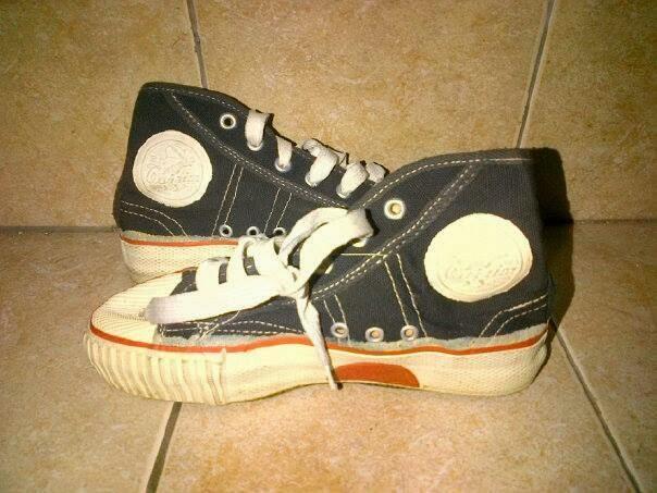 Sepatu Legenda anak SD - SMP di bdg tahun 90-an