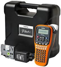 Brother Printer Label PT E100VP + KOPER MANTAB UNTUK ELECTRICAL