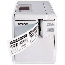 Brother Printer Label PT 7600 HANDHELD + KOPER MULTIFUNGSI ELECTRICAL