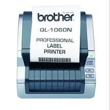 Brother Printer Label QL 1060N PC with LAN Connection (DK Tape Series up to 102