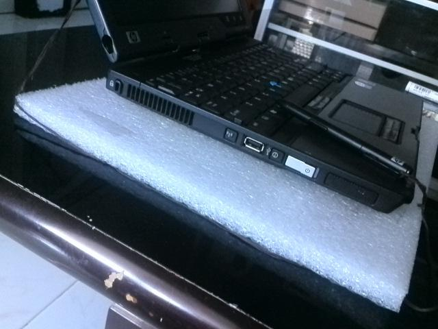 "Tablet PC Hp lyr 12"" C2D..barang istimewa"