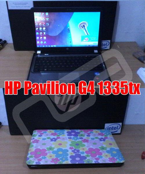 HP Pavilion G4 1335tx