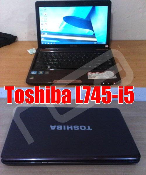 Toshiba Satellite L745-i5