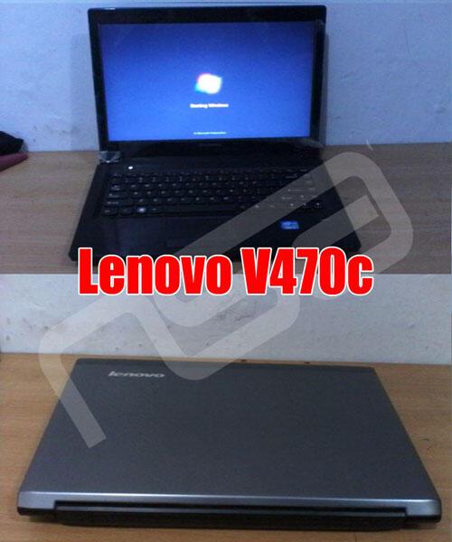 Laptop Lenovo V470c Mulus