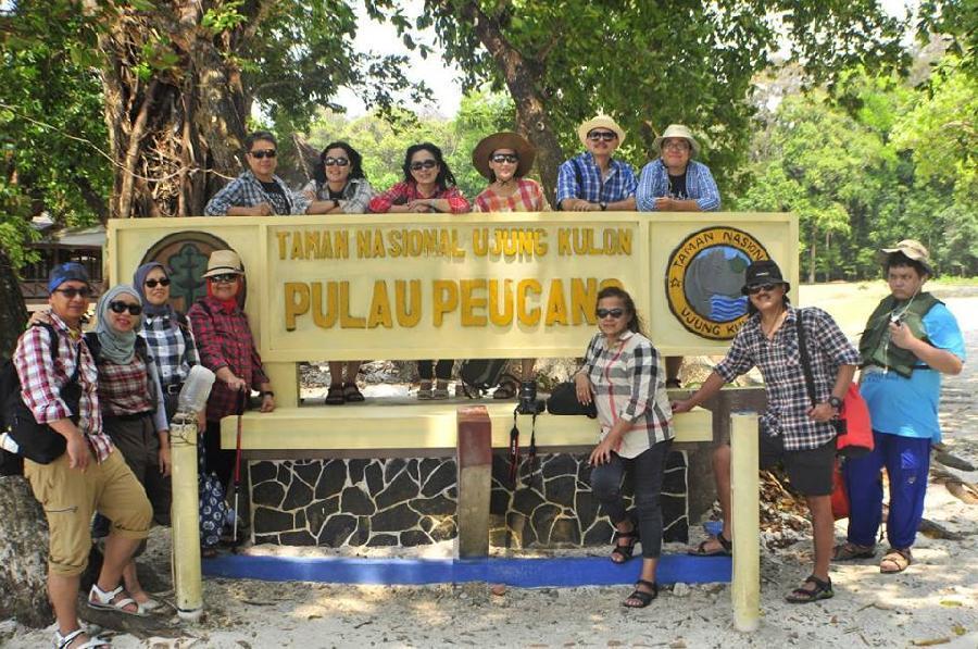 Trip Pulau Peucang, Taman Nasional Ujung Kulon 2D2N 27 Februari – 1 Maret 2015