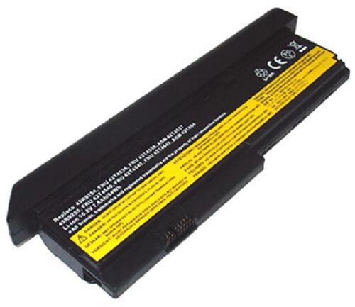 Baterai IBM Lenovo ThinkPad X200 X201 9 Cell (OEM)