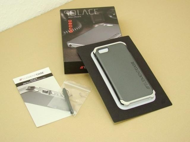Mouse over image to zoom ELEMENT-CASE-Solace-Ultra-Sleek-Ergonomic-Protective-C