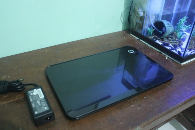 [ZZ] Laptop HP Sleekbook Slim AMD E1 1200 Mulus    Semarang