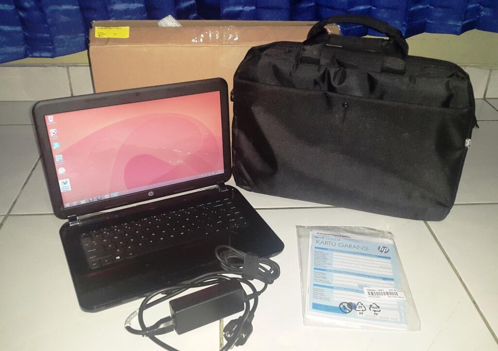 Notebook HP Pavilion D014AU - Windows 8.1 ready !!! MULUS