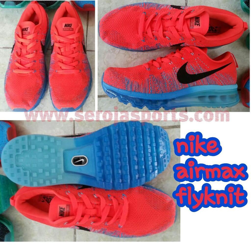 Jual Nike Airmax Running Harga Sepatu Air Max Merah Welcome Basket Infuriate Low Red Original 852457 600 Terjual Ready Stock 2014 Flyknit Import