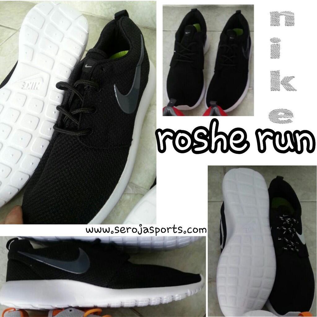 Harga Dan Spesifikasi Sepatu Nike Abu Update 2018 Relentless6 Hitam Putih Terjual Roshe Run Merah Grade Ori Premium Termurah