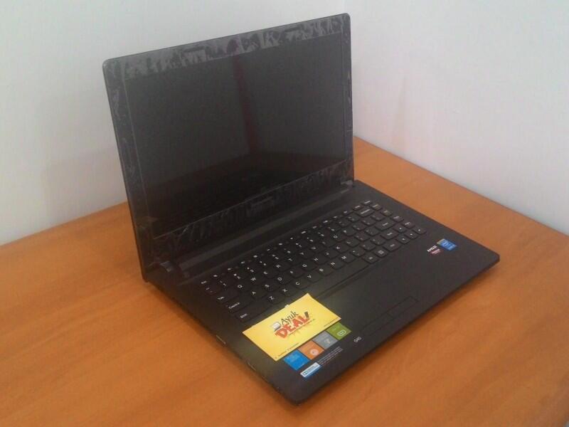 Lenovo G40-70 Core i5 & VGA AMD R5. Termurah se-Kaskus!