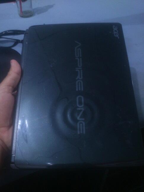Jual Notebook Acer d270 Matot Fullset tapi gak lengkap | apa ada nya | Rekber welcome