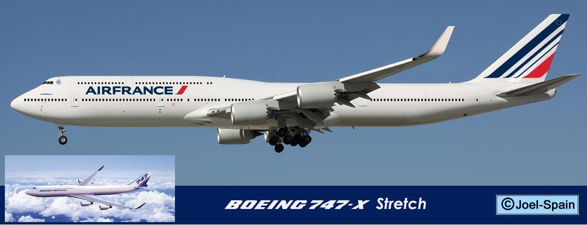 Mengenal Varian Pesawat Boeing 747
