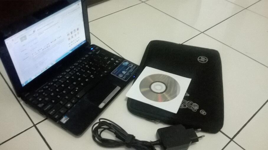 Jual Cepat Notebook (E3PC) ASUS, Harddisk Baru, Jakarta Barat, COD harga nego!!