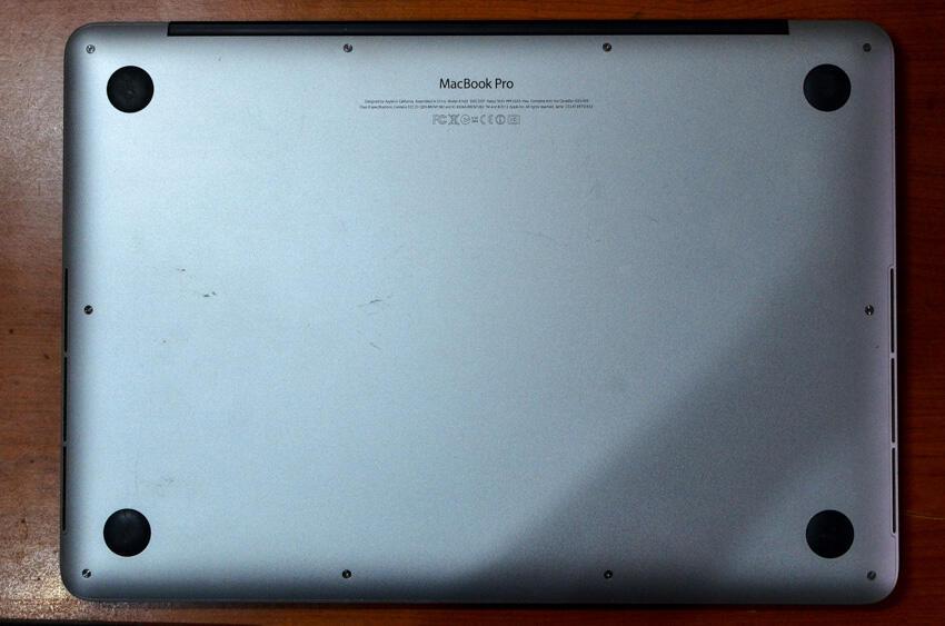 Macbook Pro 13 Retina Display Haswell DDR 8gb Harga Jomplang